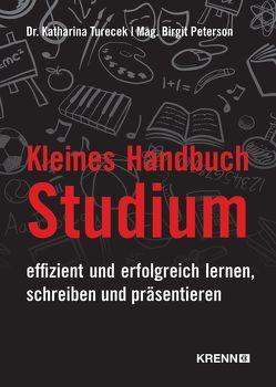 Kleines Handbuch Studium von Peterson,  Birgit, Turecek,  Katharina