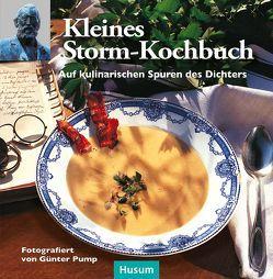 Kleines Storm-Kochbuch von Erdmann-Degenhardt,  Antje, Pump,  Günter