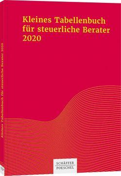 Kleines Tabellenbuch für steuerliche Berater 2020 von Himmelberg,  Sabine, Jenak,  Katharina, Rick,  Eberhard