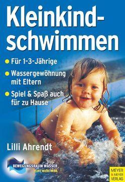 Kleinkindschwimmen von Ahrendt,  Lilli