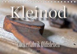 Kleinod – Zuckerfabrik Oldisleben (Tischkalender 2019 DIN A5 quer) von Flori0