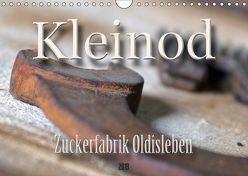 Kleinod – Zuckerfabrik Oldisleben (Wandkalender 2019 DIN A4 quer) von Flori0