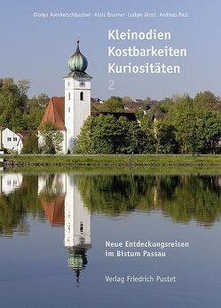 Kleinodien, Kostbarkeiten, Kuriositäten 2 von Asenkerschbaumer,  Dionys, Brunner,  Alois, Drost,  Ludger, Paul,  Andreas