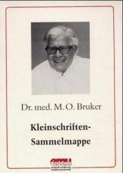 Kleinschriften-Sammelmappe von Bruker,  Max Otto