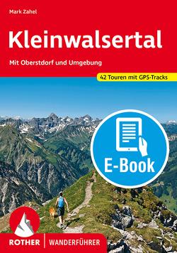 Kleinwalsertal (E-Book) von Zahel,  Mark