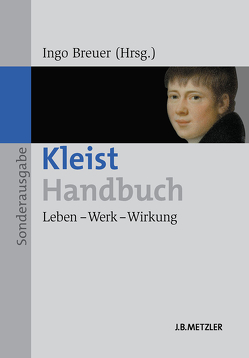 Kleist-Handbuch von Breuer,  Ingo