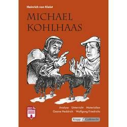 Kleist, Michael Kohlhaas – Lehrerheft PDF von Heddrich,  Gesine