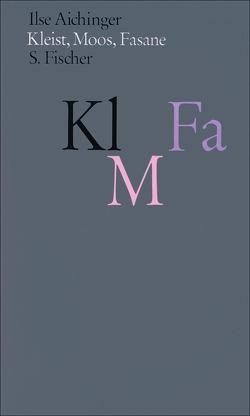 Kleist, Moos, Fasane von Aichinger,  Ilse