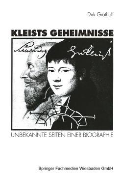 Kleists Geheimnisse von Grathoff,  Dirk