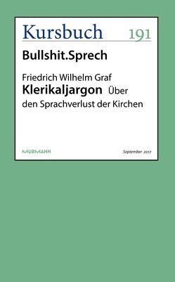 Klerikaljargon von Graf,  Friedrich Wilhelm