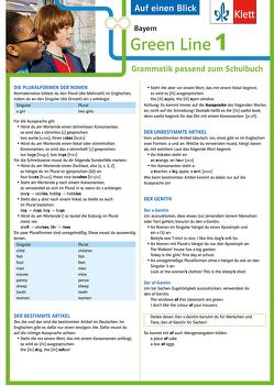 Klett Green Line 1 Bayern Klasse 5 – Auf einen Blick