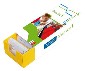 Klett Green Line 1 G8 und G9 Klasse 5 – Vokabel-Lernbox zum Schulbuch