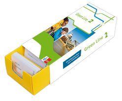 Klett Green Line 2 Bayern Klasse 6 Vokabel-Lernbox zum Schulbuch