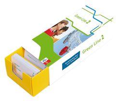 Klett Green Line 2 G8 Klasse 6 – Vokabel-Lernbox zum Schulbuch