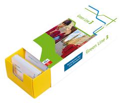 Klett Green Line 3 G8 Klasse 7 – Vokabel-Lernbox zum Schulbuch
