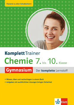 Klett KomplettTrainer Gymnasium Chemie 7. – 10. Klasse von Beyl,  Marcel