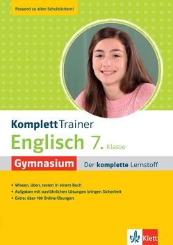 Klett KomplettTrainer Gymnasium Englisch 7. Klasse