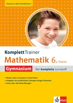 Klett KomplettTrainer Gymnasium Mathematik 6. Klasse