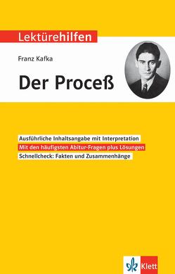 Klett Lektürehilfen Franz Kafka, Der Proceß