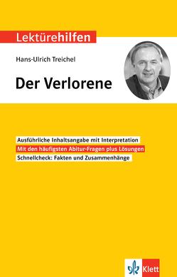 Klett Lektürehilfen Hans-Ulrich Treichel, Der Verlorene