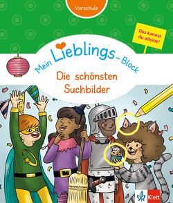 Klett Mein Lieblings-Block Die schönsten Suchbilder