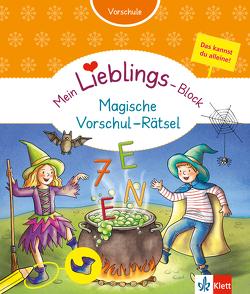 Klett Mein Lieblings-Block Magische Vorschul-Rätsel
