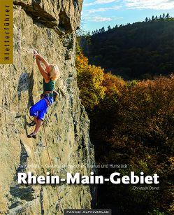 Kletterführer Rhein-Main-Gebiet von Deinet,  Christoph