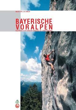 Kletterführer Bayerische Voralpen von Eysell,  Jörn, Kolling,  Sabine, Ringmann,  Stefan
