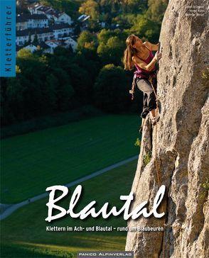Kletterführer Blautal von Bodemer,  Daniel, Klein,  Walter, Koehler,  Matthias