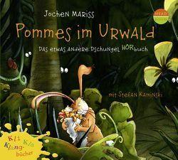 Kli-Kla-Klangbücher: Pommes im Urwald von Mariss,  Jochen, Singer,  Theresia