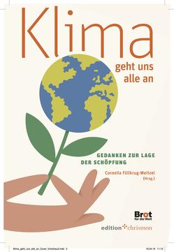 Klima geht uns alle an von Füllkrug-Weitzel,  Cornelia