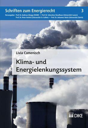 Klima- und Energielenkungssystem von Camenisch,  Livia