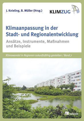 Klimaanpassung in der Stadt- und Regionalentwicklung von Knieling,  Jörg, Mueller,  Bernhard