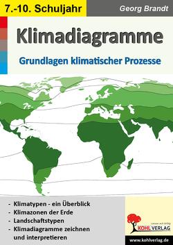 Klimadiagramme von Brandt,  Georg