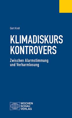 Klimadiskurs kontrovers von Krell,  Gert