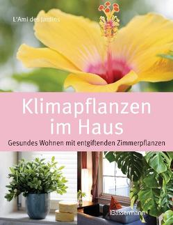 Klimapflanzen im Haus von L'Ami des Jardins