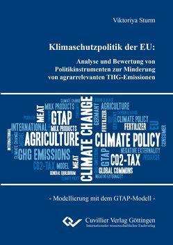 Klimaschutzpolitik der EU von Sturm,  Viktoriya
