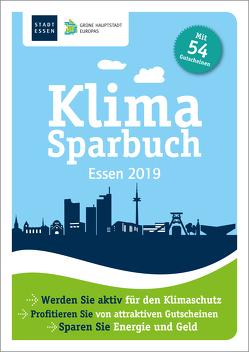 Klimasparbuch Essen 2019