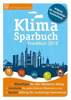 Klimasparbuch Frankfurt 2018