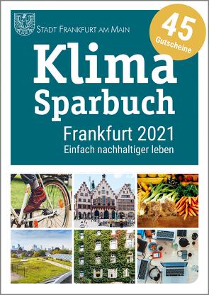 Klimasparbuch Frankfurt 2021