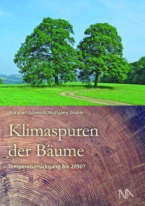 Klimaspuren der Bäume von Gruhle,  Wolfgang, Schmidt,  Burghart