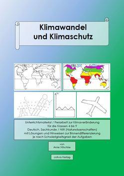 Klimawandel und Klimaschutz von Nitschke,  Anke