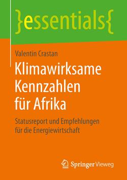 Klimawirksame Kennzahlen für Afrika von Crastan,  Valentin