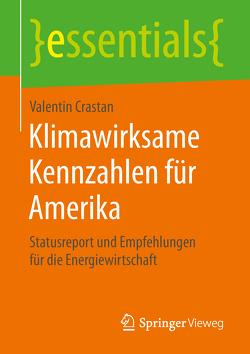 Klimawirksame Kennzahlen für Amerika von Crastan,  Valentin