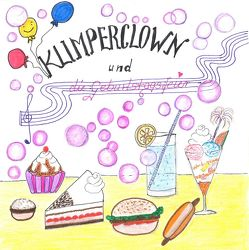 KlimperClown und die Geburtstagsfeier von Dumont,  Heidi
