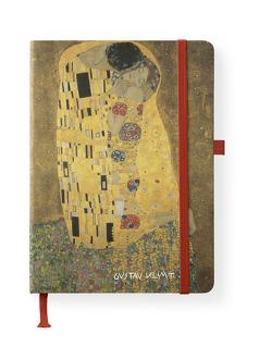 Klimt 16×22 cm – Blankbook – 192 blanko Seiten – Hardcover – gebunden von Klimt,  Gustav