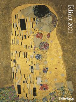 Klimt 2021 – Kunst-Kalender – Poster-Kalender – 48×64 von Klimt,  Gustav