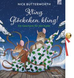 Kling, Glöckchen, kling! von Butterworth,  Nick, Hübsch,  Renate