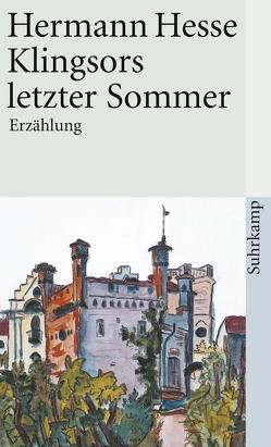 Klingsors letzter Sommer von Hesse,  Hermann