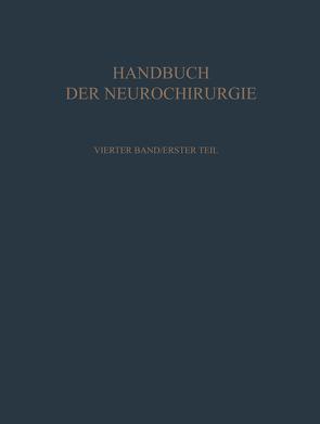 Klinik und Behandlung der Raumbeengenden Intrakraniellen Prozesse I von Brandt,  Peter